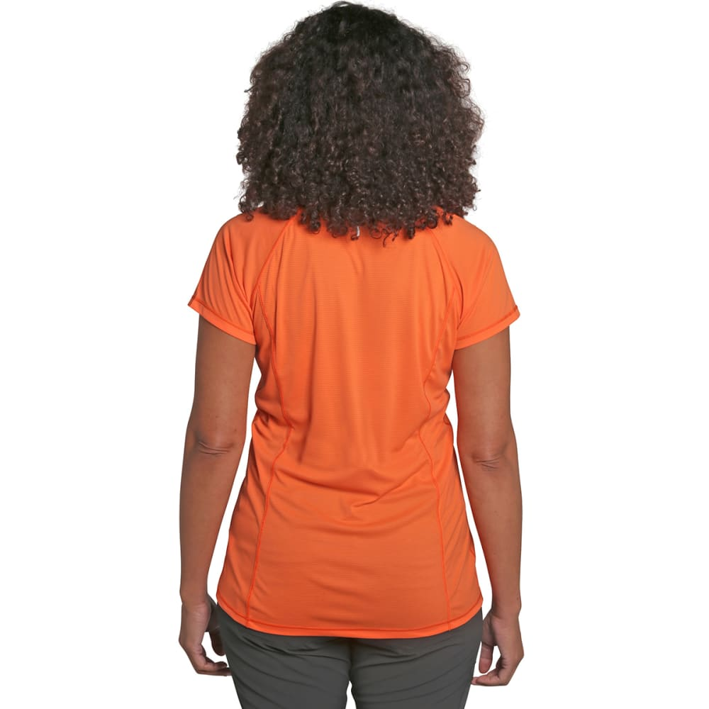 OUTDOOR RESEARCH Women's Echo Short-Sleeve Tee - 0603 BAHAMA