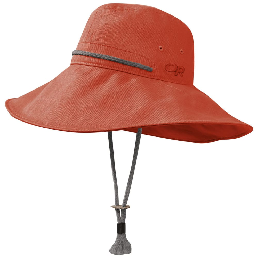 OUTDOOR RESEARCH Women's Mojave Sun Hat - 1450 WASHED PAPRIKA