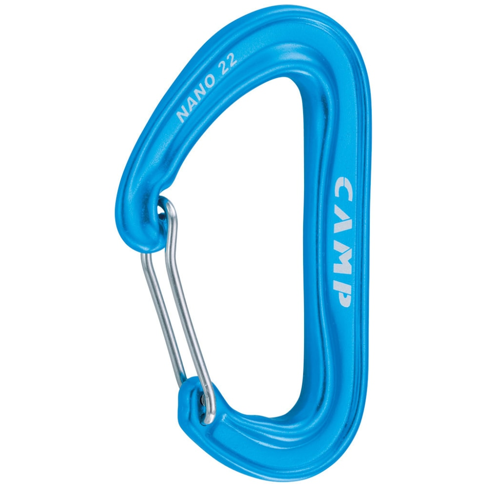 CAMP USA Nano 22 Carabiner NO SIZE