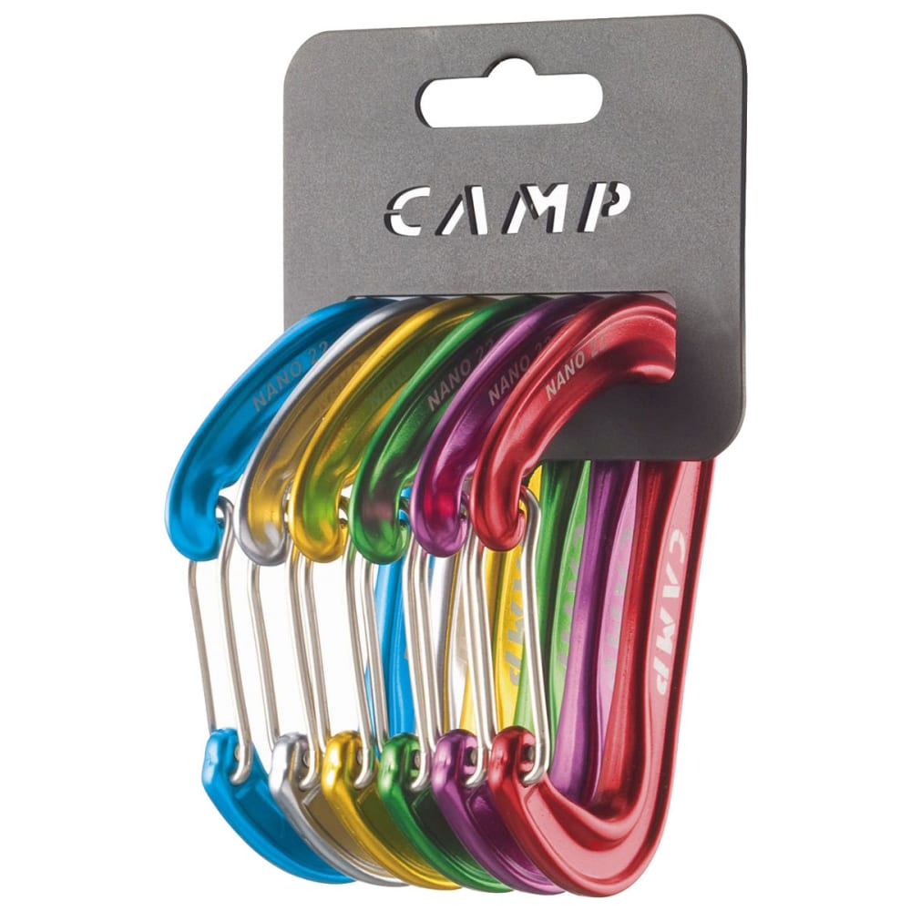 CAMP USA Nano 22 Rack Pack - NO COLOR