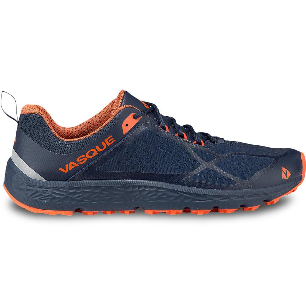 VASQUE Men's Velocity All Terrain Trail Running Shoe - DERSS BLUES/FLAME