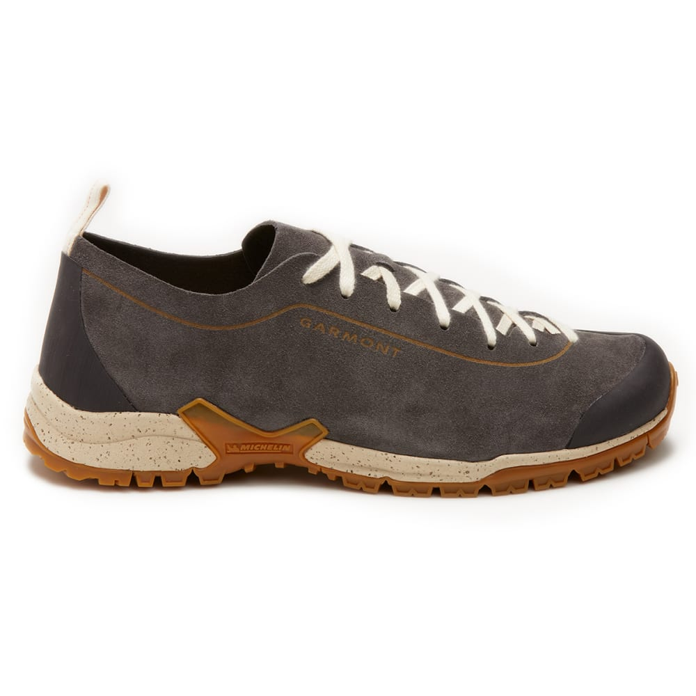 GARMONT Men's Tikal Low Travel Shoes - DK GREY- 206