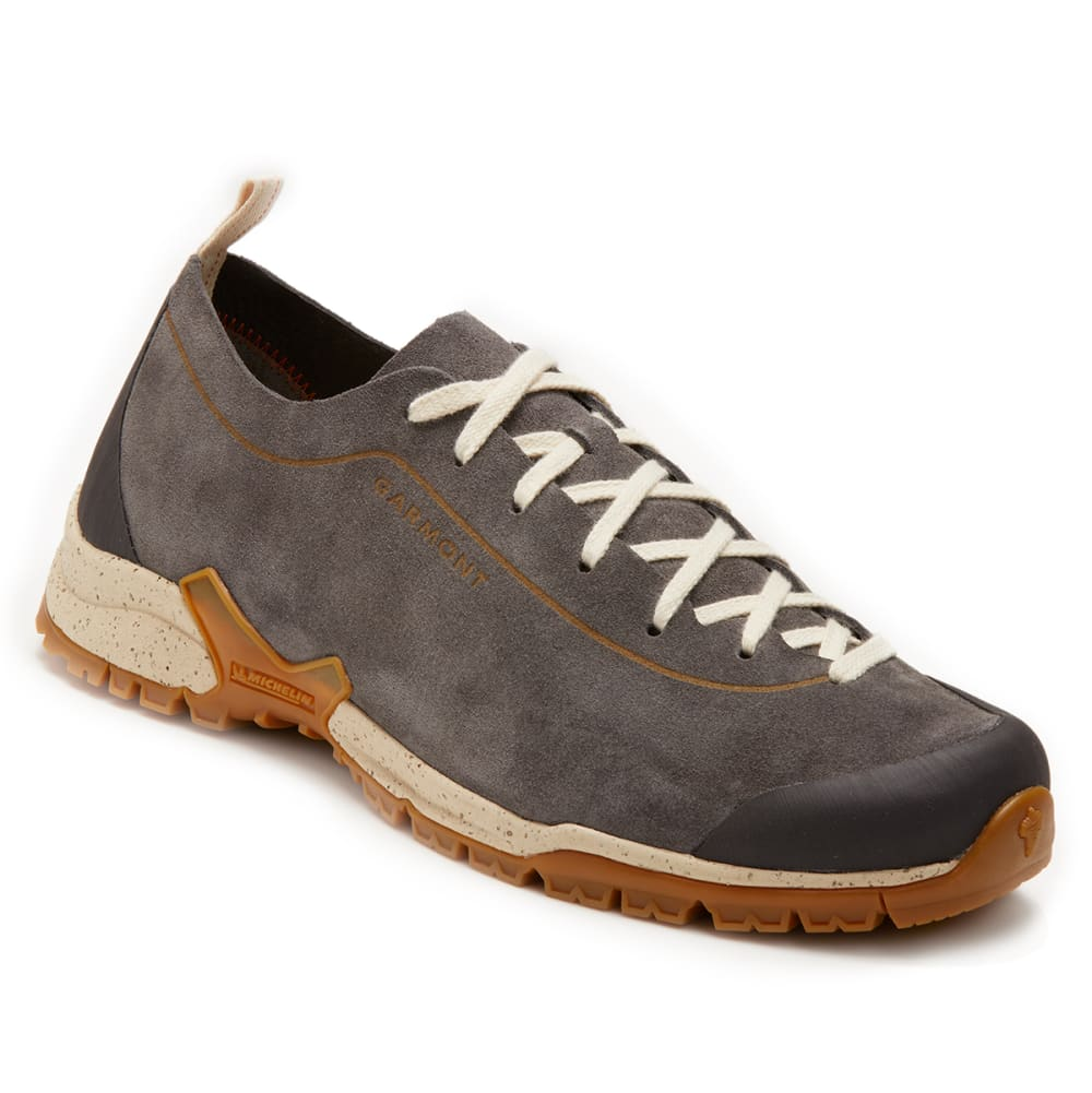 GARMONT Men's Tikal Low Travel Shoes - DK GREY- 206