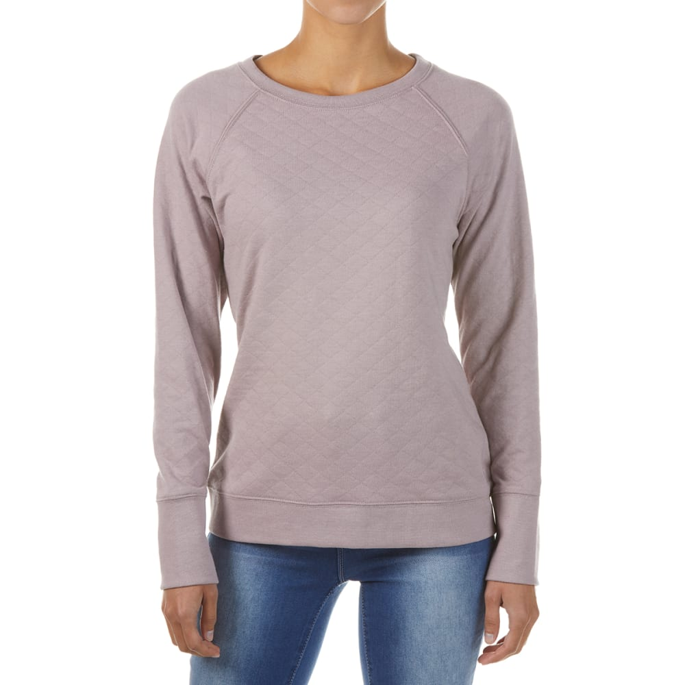 EMS Women's Summer Canyon Quilted Pullover - QUAIL