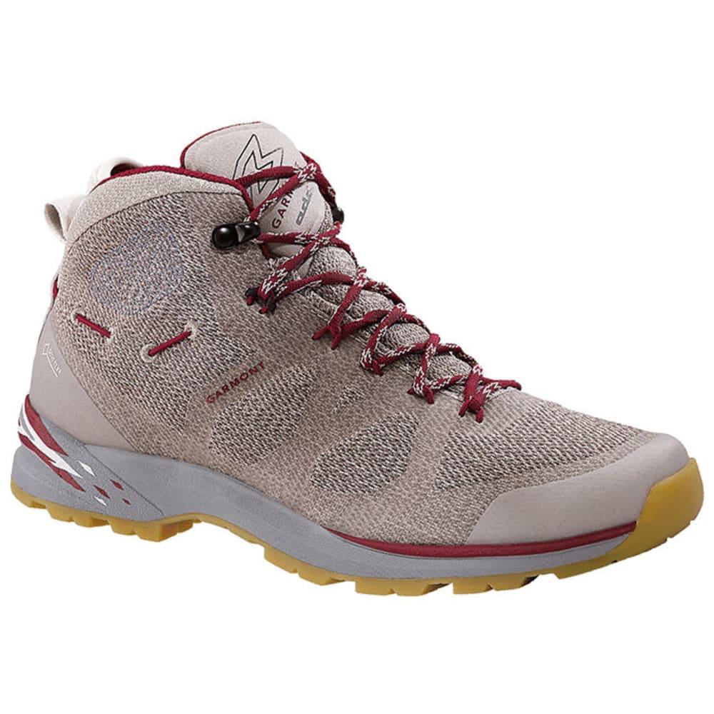 GARMONT Women's Atacama Mid GTX Hiking Shoe - LT GRY-615