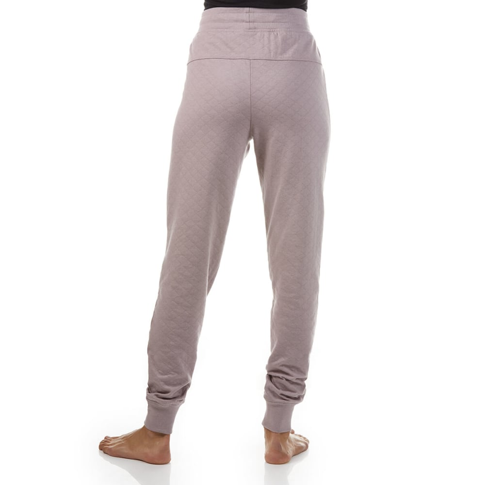 EMS Women's Summer Canyon Quilted Jogger Pants - QUAIL