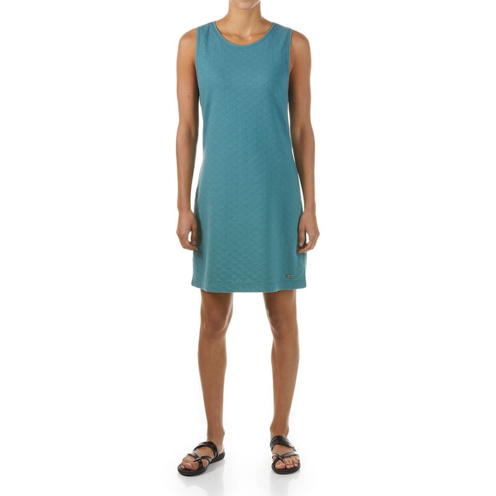 EMS Women's Summer Canyon Quilted Dress - HYDRO