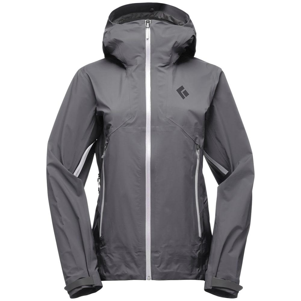 BLACK DIAMOND Women's Helio Active Shell Jacket - SLATE