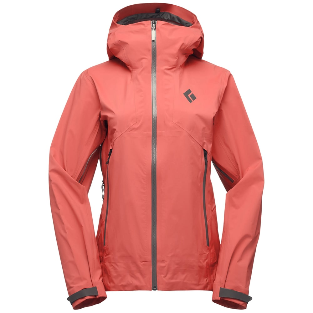 BLACK DIAMOND Women's Helio Active Shell Jacket - CORAL