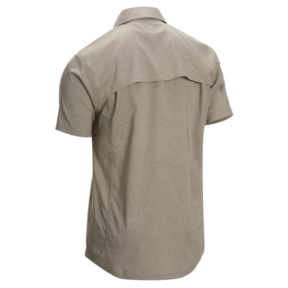 EMS Men's Ventilator Short-Sleeve Shirt - CROCODILE