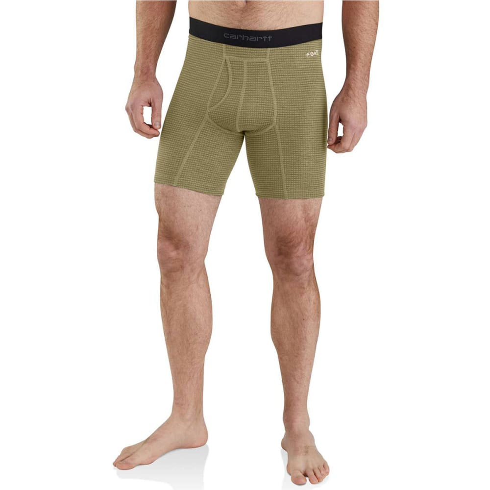 CARHARTT Men's Base Force Tech Boxer Brief M