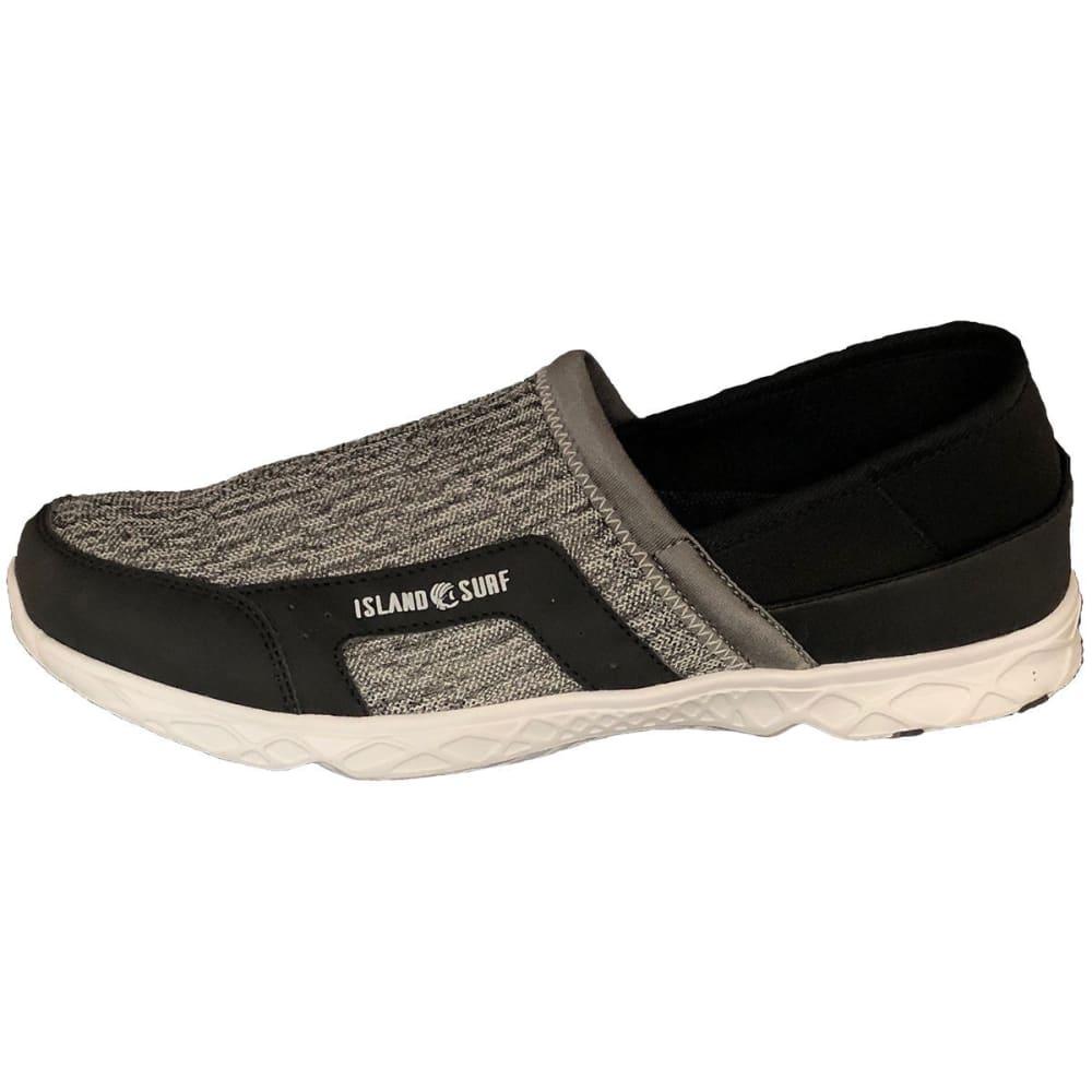 ISLAND SURF Men's Dune Water Shoes - BLACK