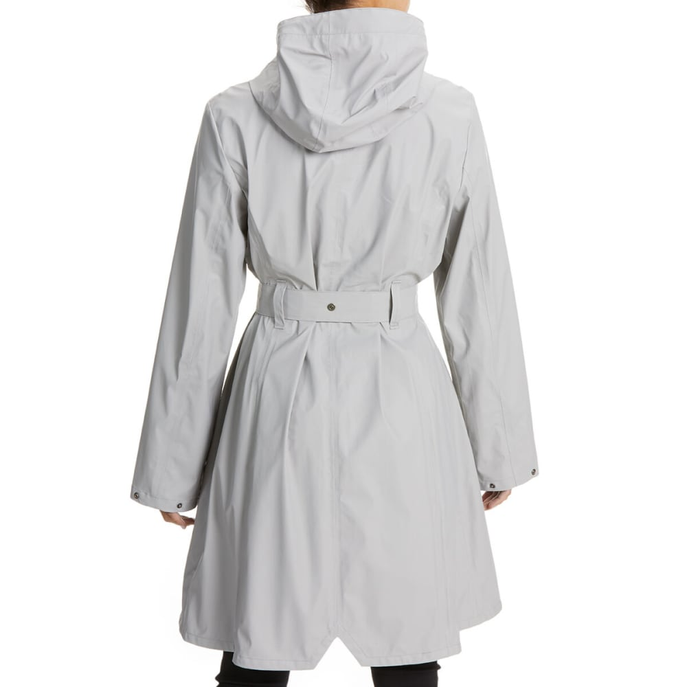 EMS Women's Mist 2 Rain Trench Coat - ALLOY