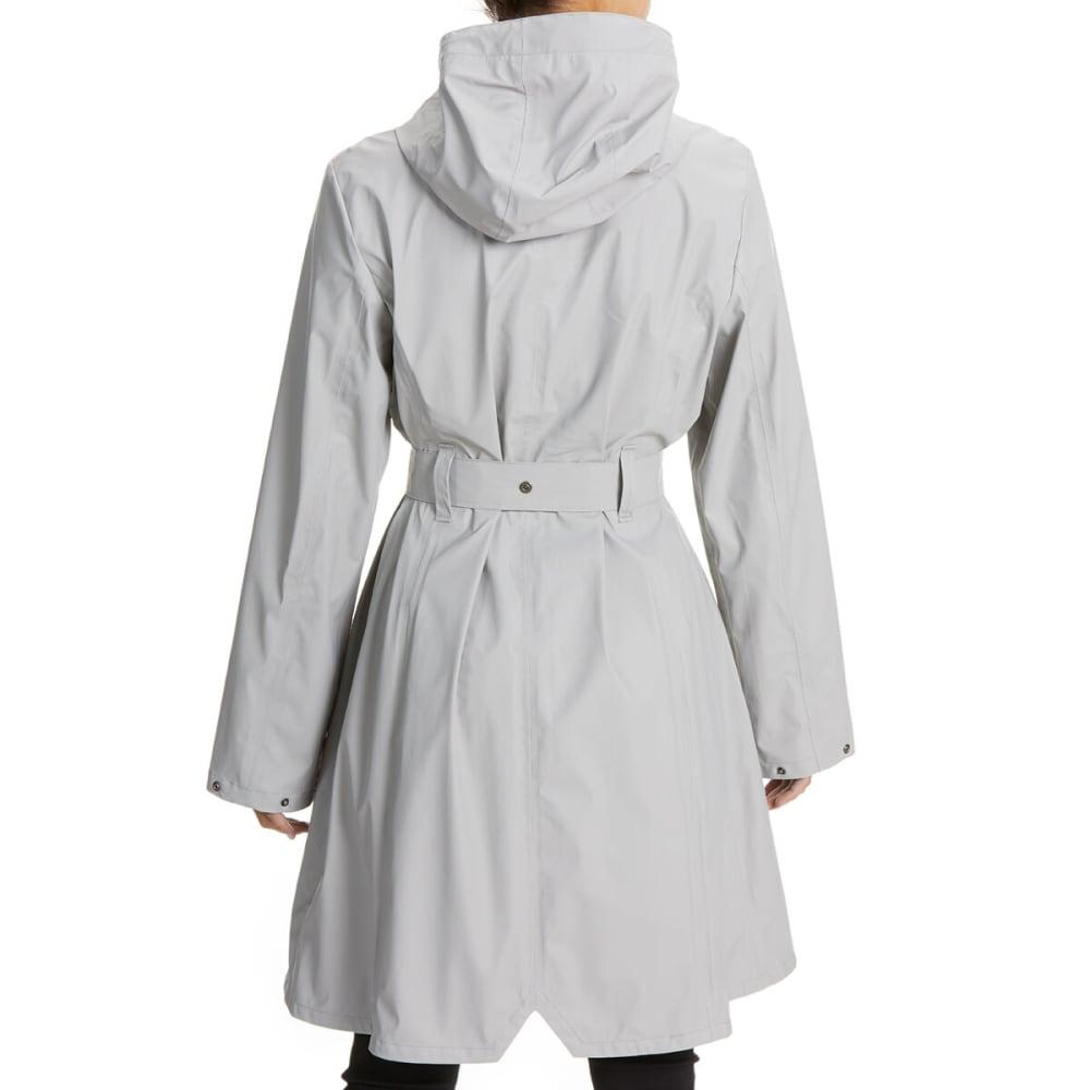EMS Women's Mist 2 Rain Trench Coat - ALLOY
