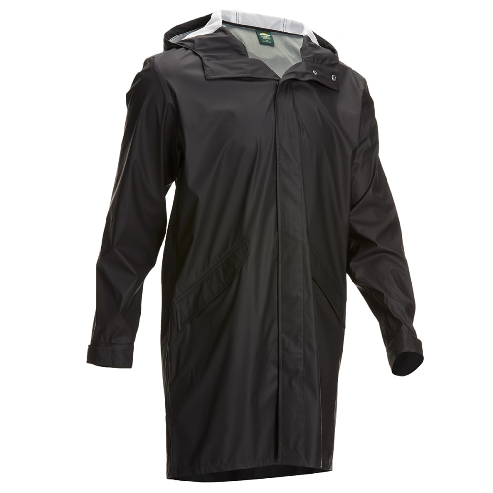 EMS Men's Mist 2 Rain Trench - ANTHRACITE