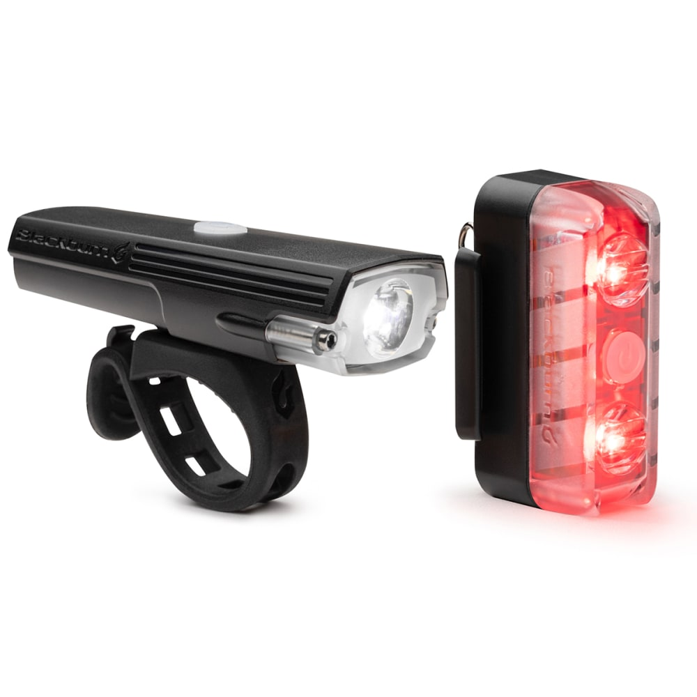BLACKBURN Dayblazer 400 Front and Click USB Rear Light Combo Kit ONESIZE
