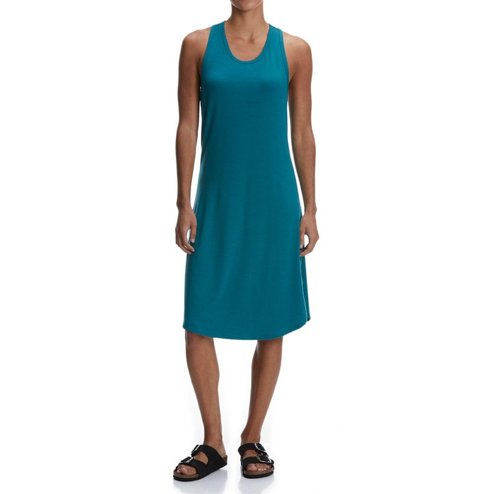 EMS Women's Highland Twist Back Dress - PACIFIC