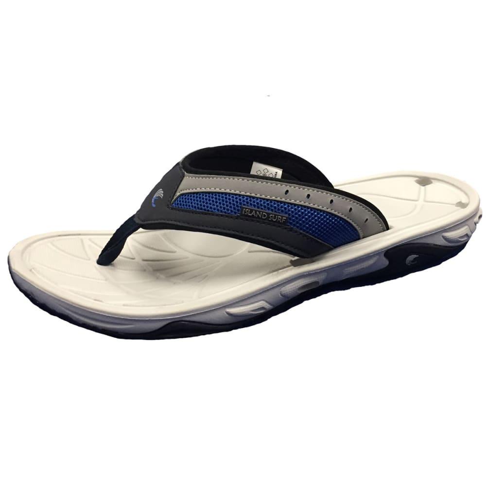 ISLAND SURF Cruz Sandals - NAVY-NVY