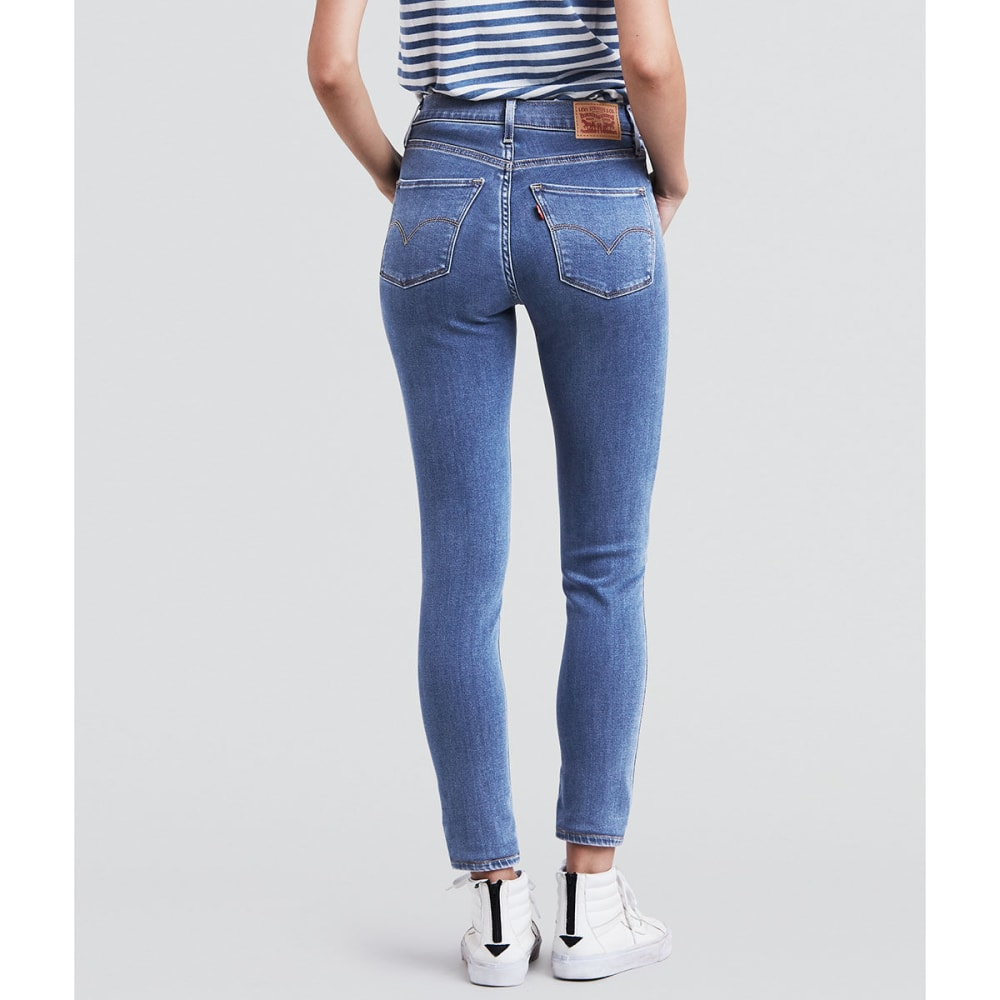 52739c0beed LEVI S Women s 720 High Rise Super Skinny Jeans - Eastern Mountain ...