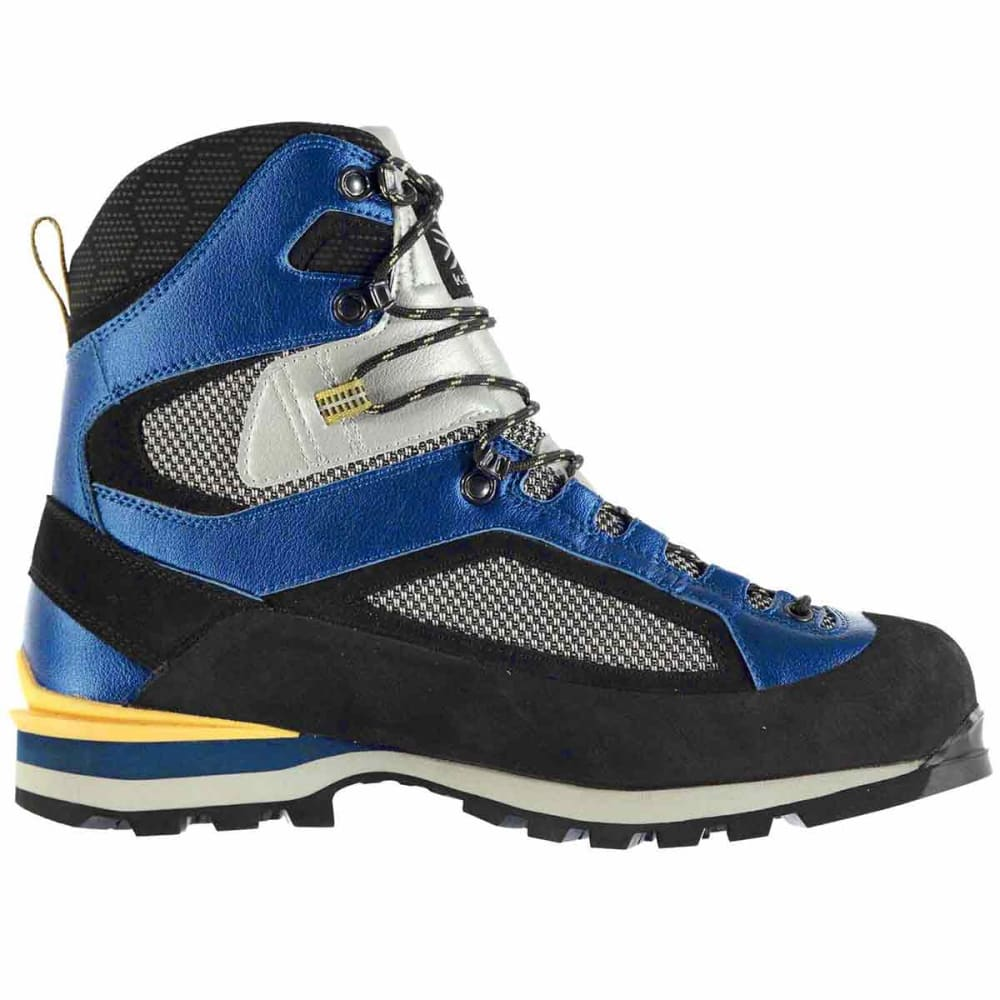 KARRIMOR Men's Hot Ice Mountain Waterproof Mid Boots - BLUE