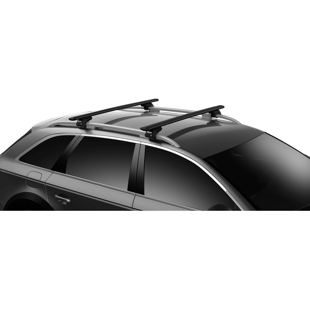 THULE WingBar Evo 118 Roof Rack Load Bars, 2-Pack - NO COLOR
