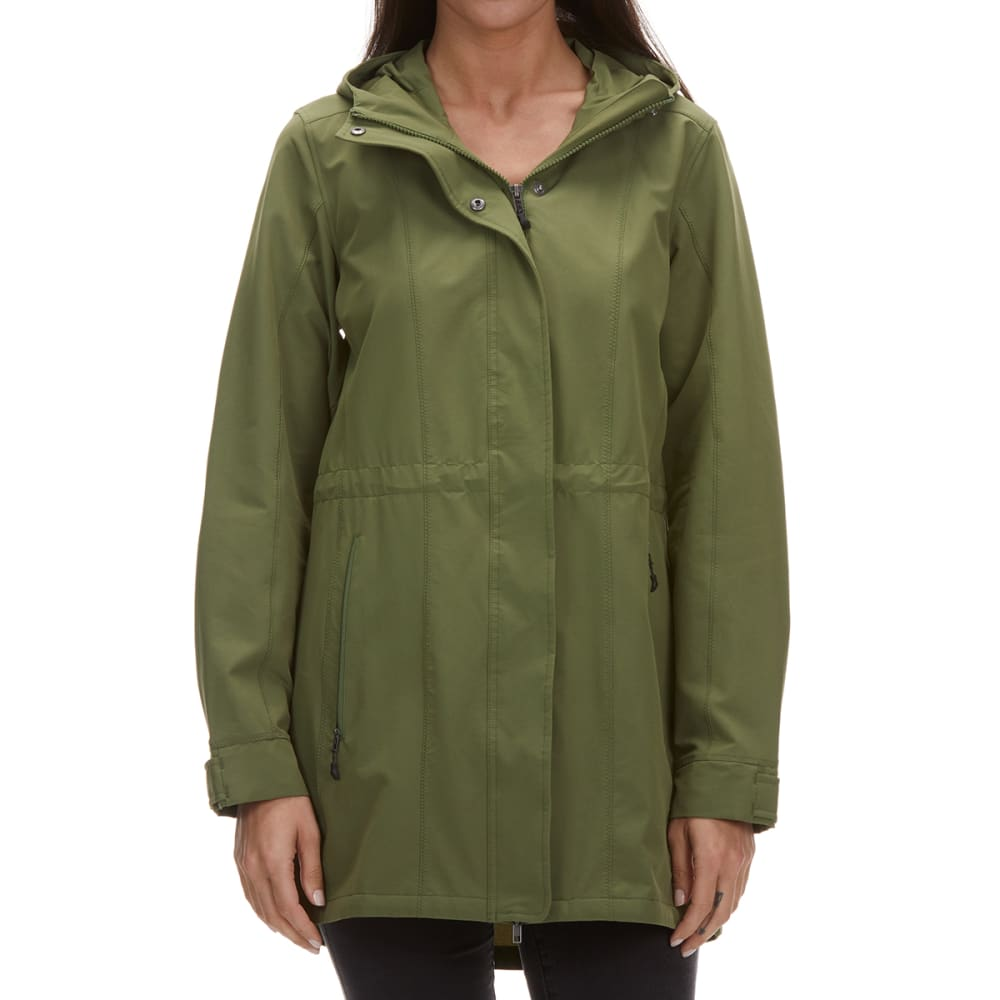 EMS Women's Compass Rain Trench Jacket XS