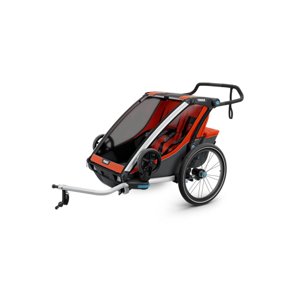 THULE Chariot Cross 2 Bike Trailer NO SIZE