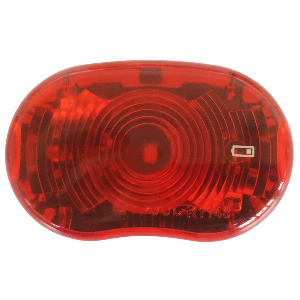 THULE Delight Rear Bicycle Trailer Light - RED