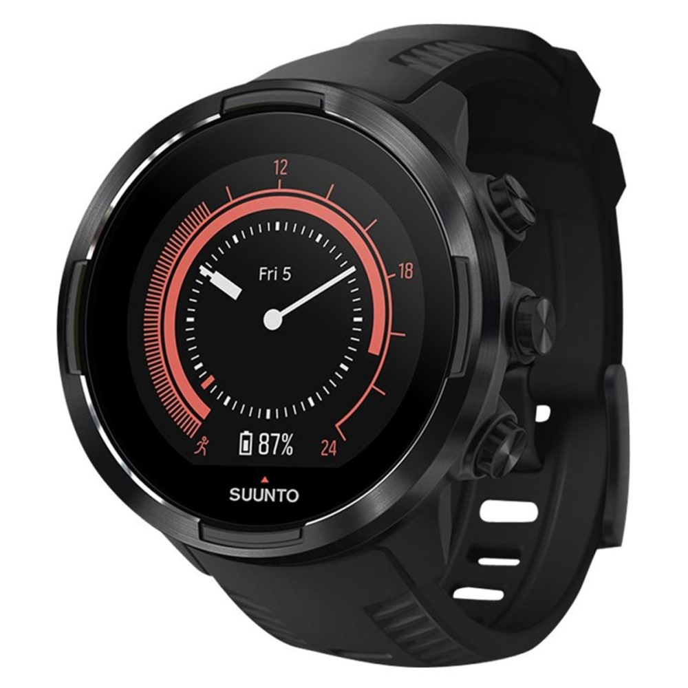 SUUNTO 9 Baro GPS Sports Watch - BLACK