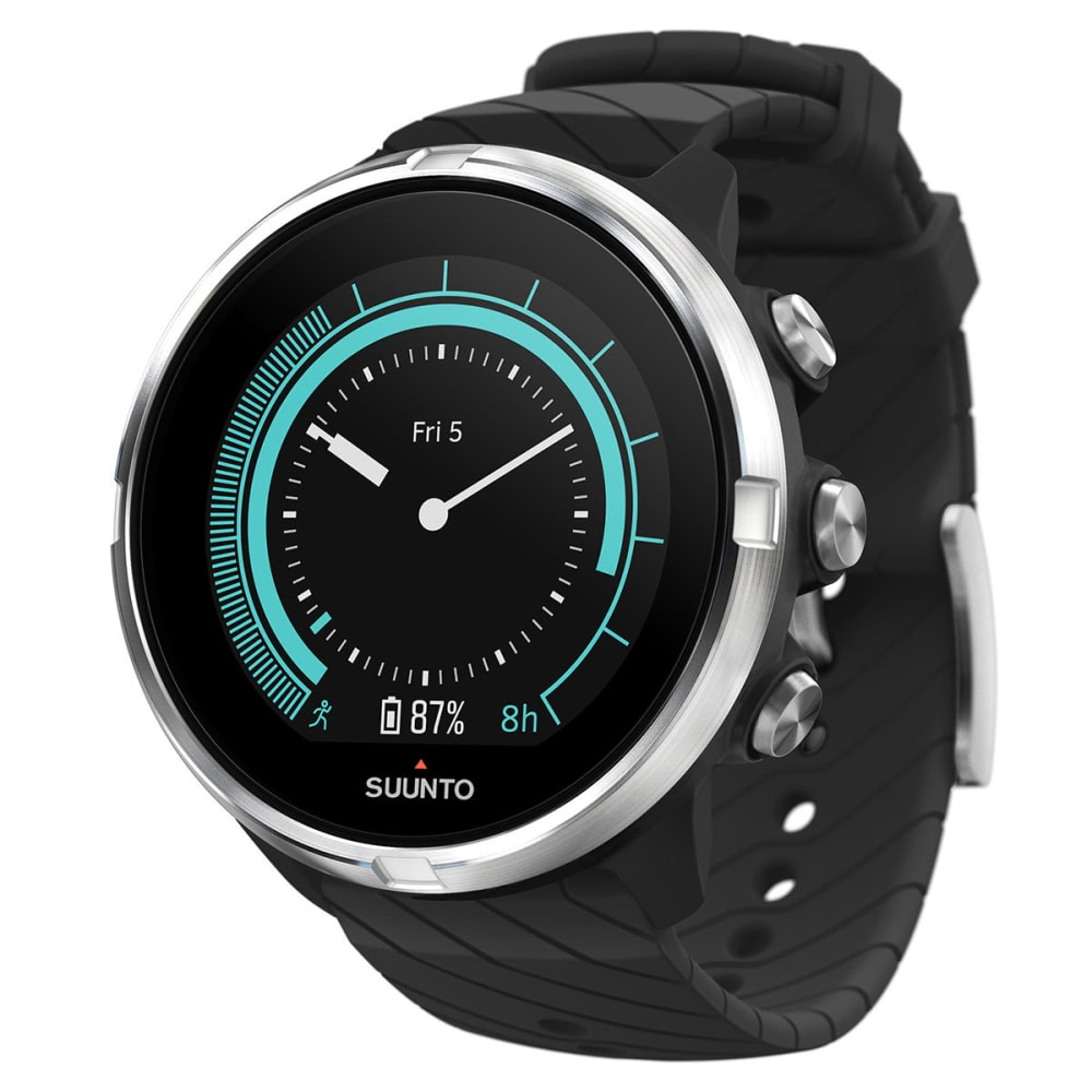 SUUNTO 9 GPS Sports Watch - BLACK