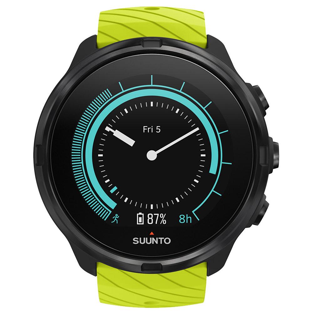 SUUNTO 9 GPS Sports Watch - LIME