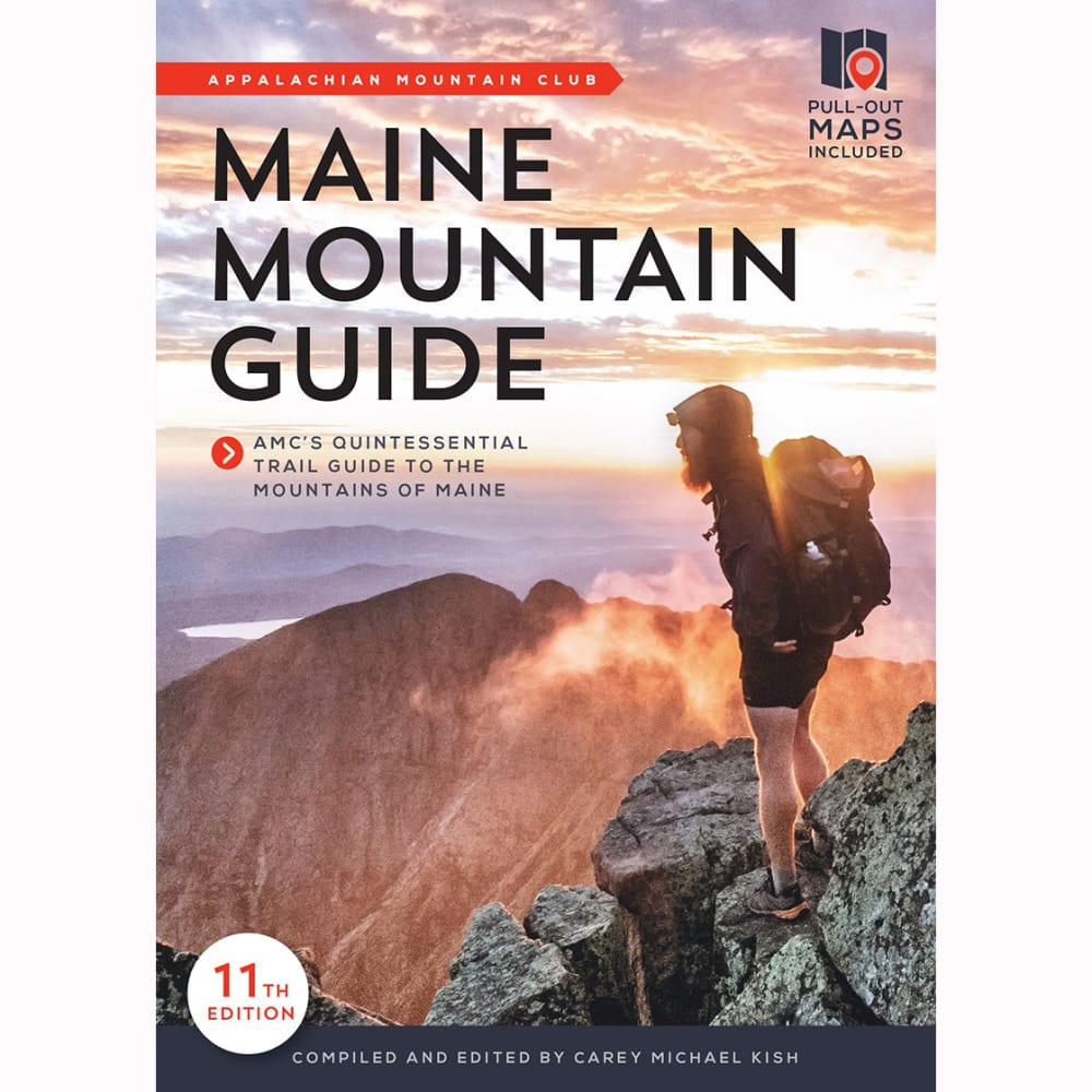 AMC Maine Mountain Guide, 11th Edition - NONE
