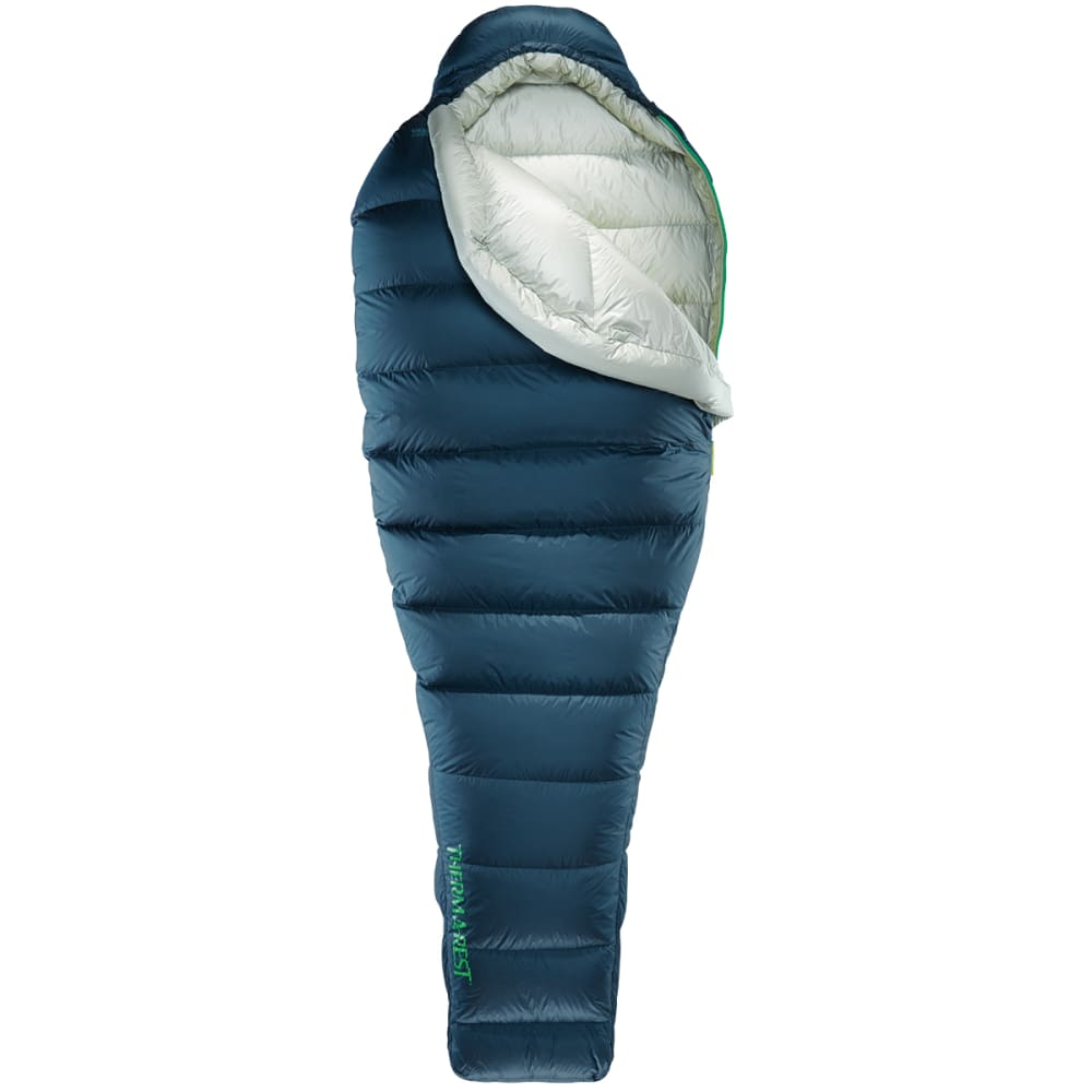 THERM-A-REST Hyperion 20 UL Sleeping Bag, Regular - DEEP PACIFIC