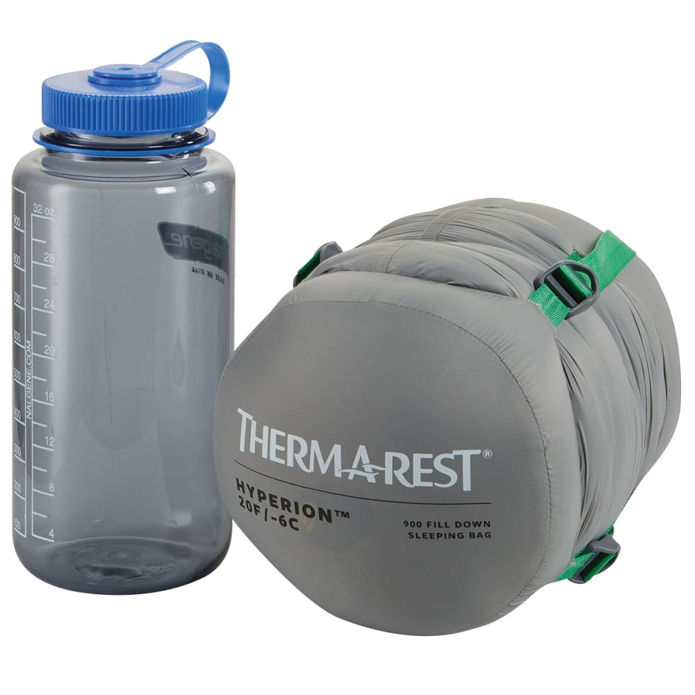 THERM-A-REST Hyperion 20 UL Sleeping Bag, Regular - DEEP PACIFIC