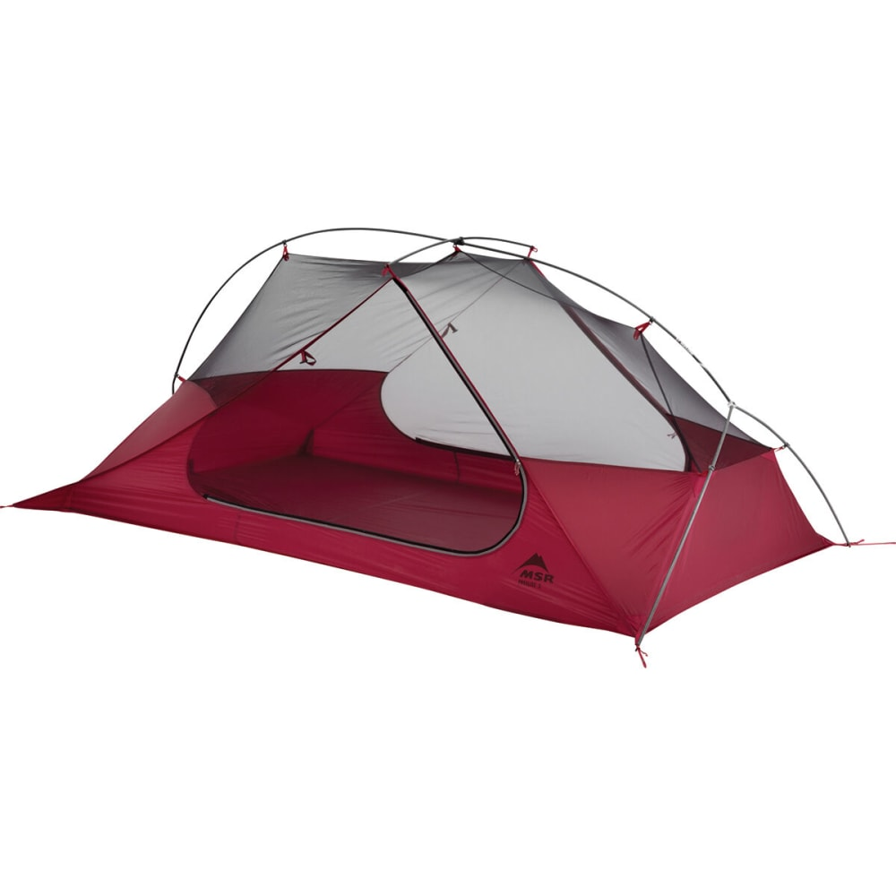 MSR FreeLite 2 Tent - RED/WHITE