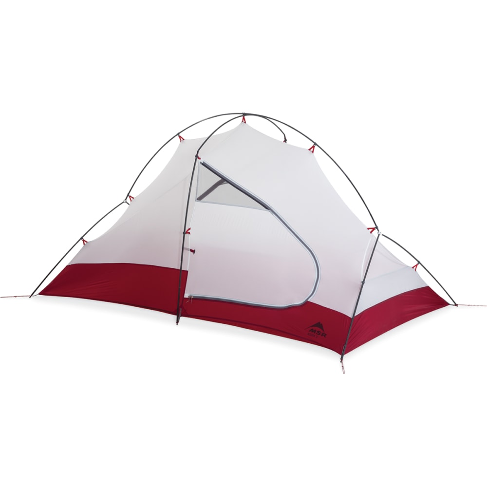 MSR Access 2 Tent - WHITE/RED