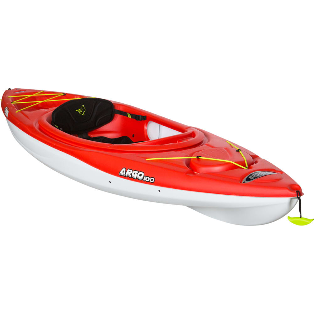 PELICAN Argo 100X Kayak - RED