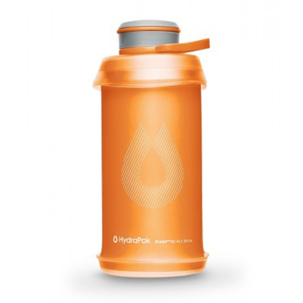 HYDRAPAK Stash 750ml Bottle - MOJAVE ORANGE