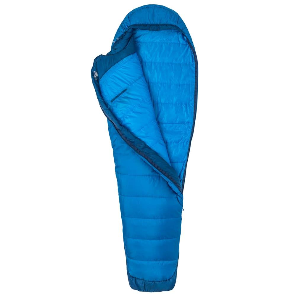 MARMOT Trestles Elite Eco 20 Sleeping Bag, Long - ESTATE BLUE/CLASSIC