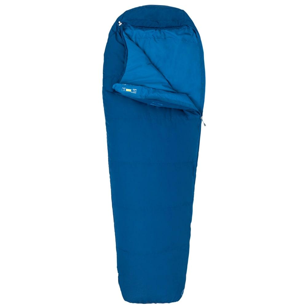 MARMOT Nanowave 50 Semi Rec Sleeping Bag, Regular - ESTATE BLUE