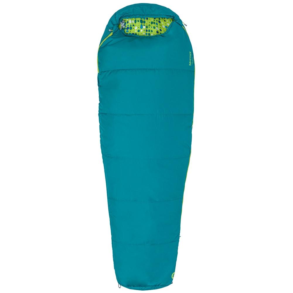 MARMOT Kids' Nanowave 40 Sleeping Bag - MALACHITE