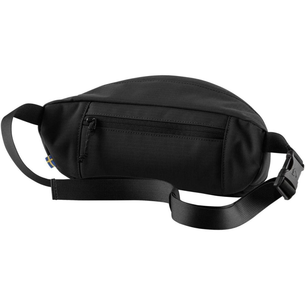 FJALL RAVEN ULVO Medium Hip Pack - BLACK