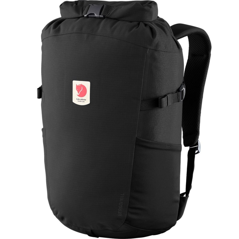 FJALL RAVEN Ulvo Rolltop 23 Pack - BLACK