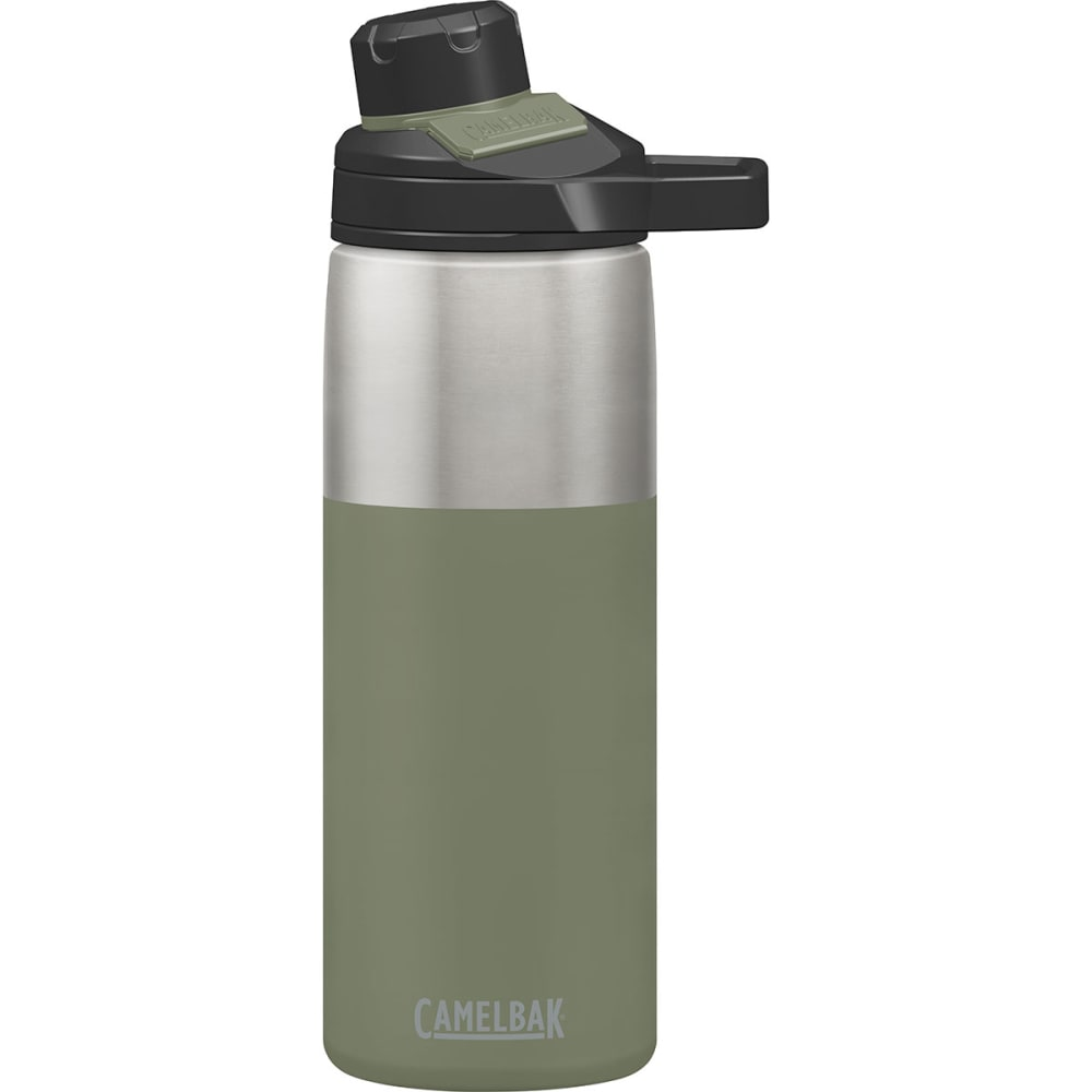 CAMELBAK 20 oz. Chute Mag Vacuum Insulated Stainless Steel Water Bottle - OLIVE