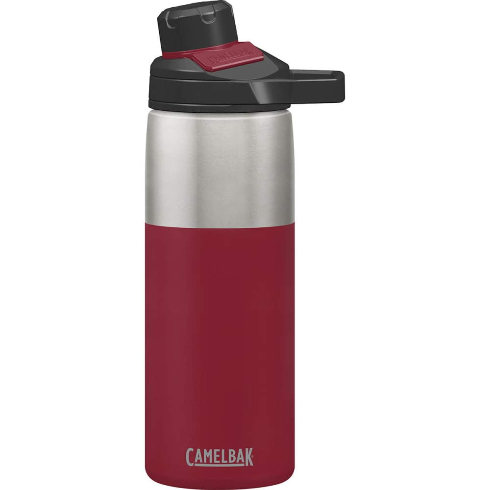 CAMELBAK 20 oz. Chute Mag Vacuum Insulated Stainless Steel Water Bottle - CARDINAL