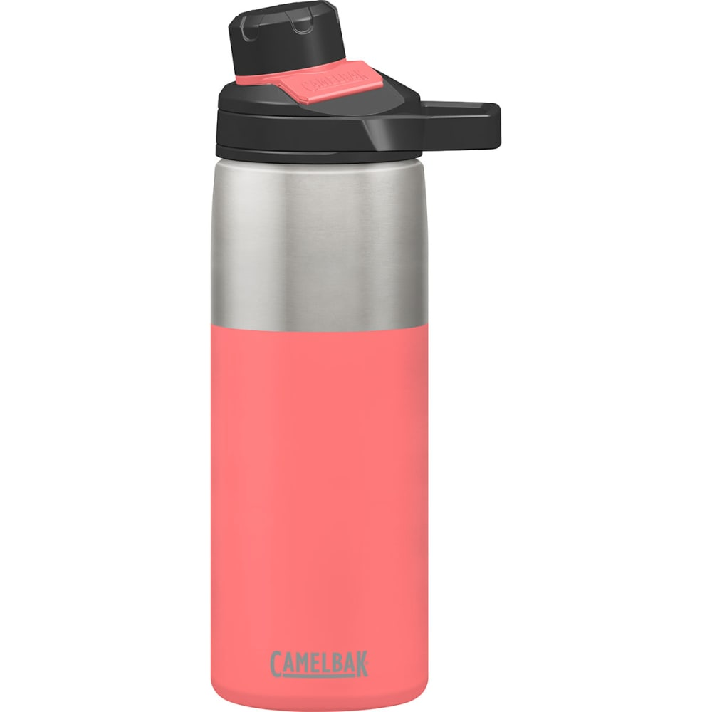 CAMELBAK 20 oz. Chute Mag Vacuum Insulated Stainless Steel Water Bottle - CORAL