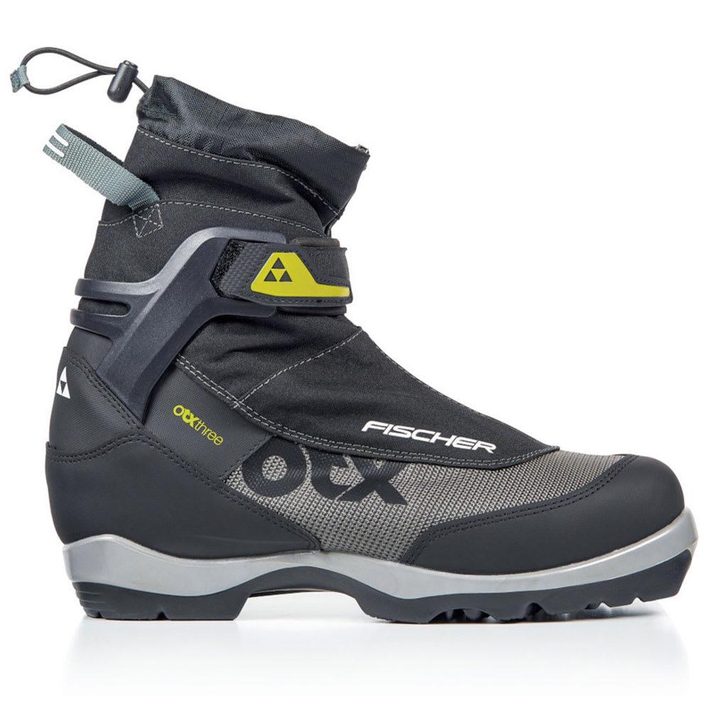 FISCHER Offtrack 5 BC Ski Boots - BLACK/BROWN