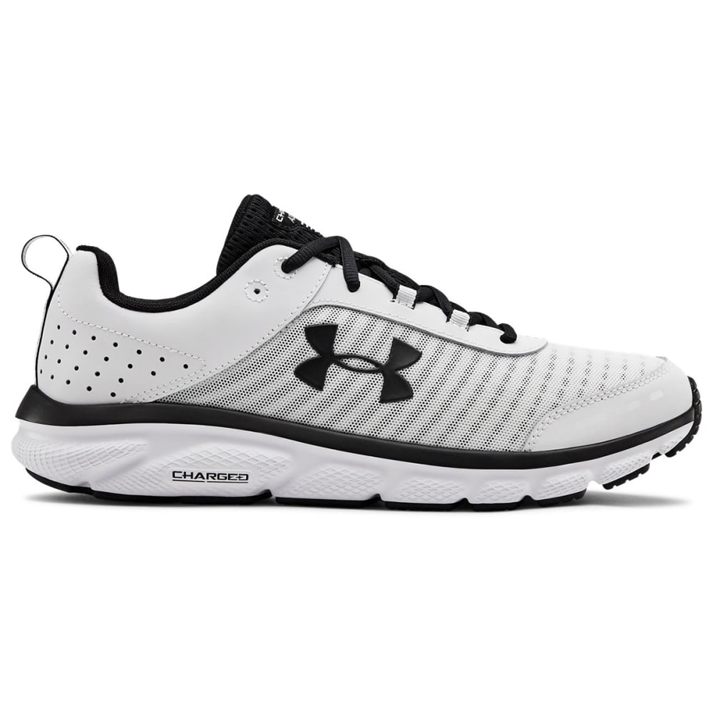 UNDER ARMOUR Men's Charged Assert 8 Running Shoes 8