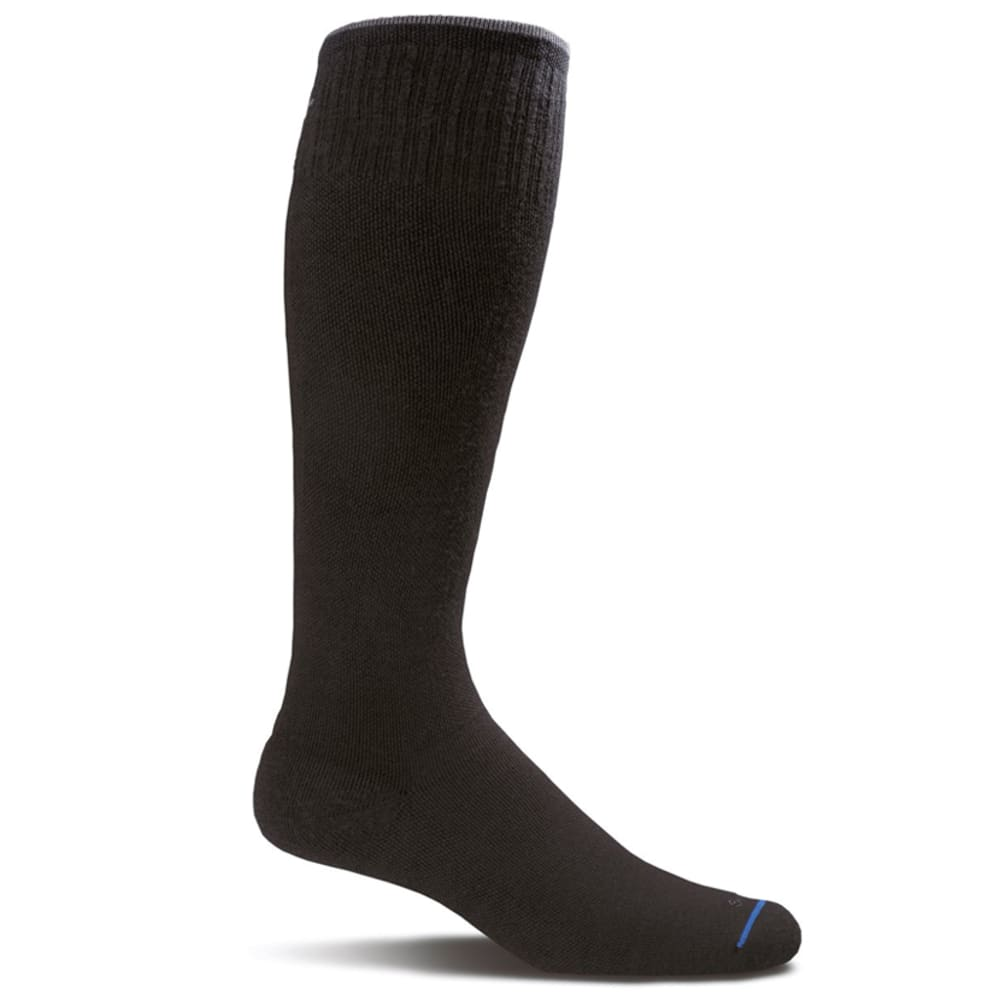 SOCKWELL Women's Sportster Moderate Compression Socks - BLACK 900