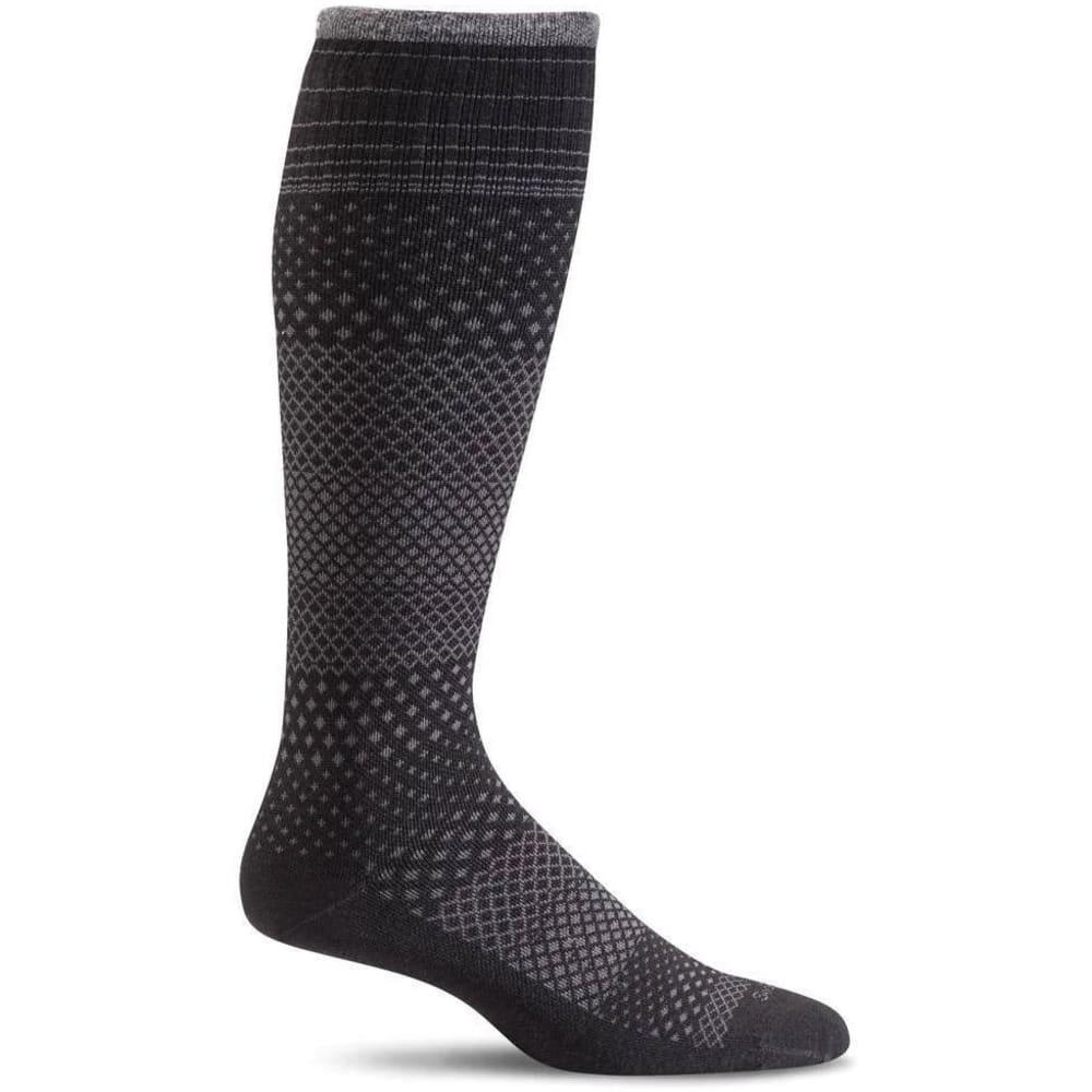 SOCKWELL Women's Micro Grade Compression Socks - BLACK 900